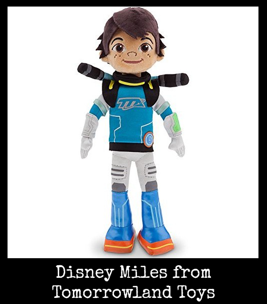 Disney Miles from Tomorrowland Toys