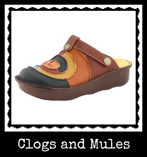 Women Clogs Mules