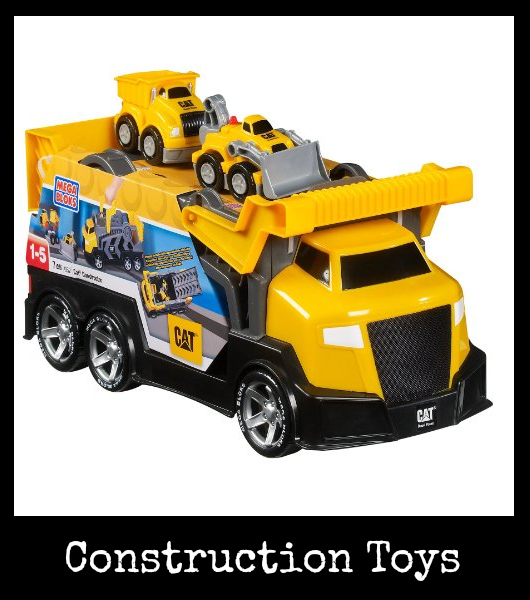 Construction Toys for Boys