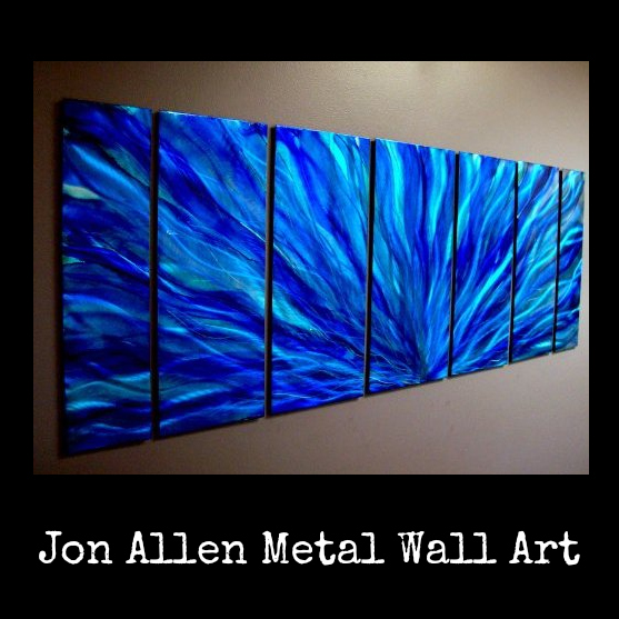 Jon Allen Metal Wall Art