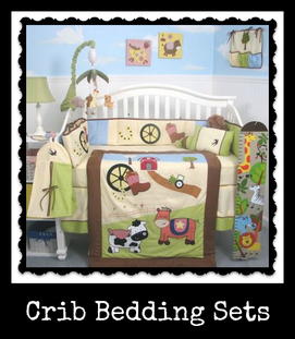 Cute Crib Bedding Sets